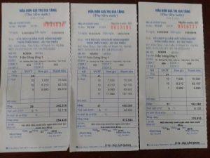 In hóa đơn tiền nước 2
